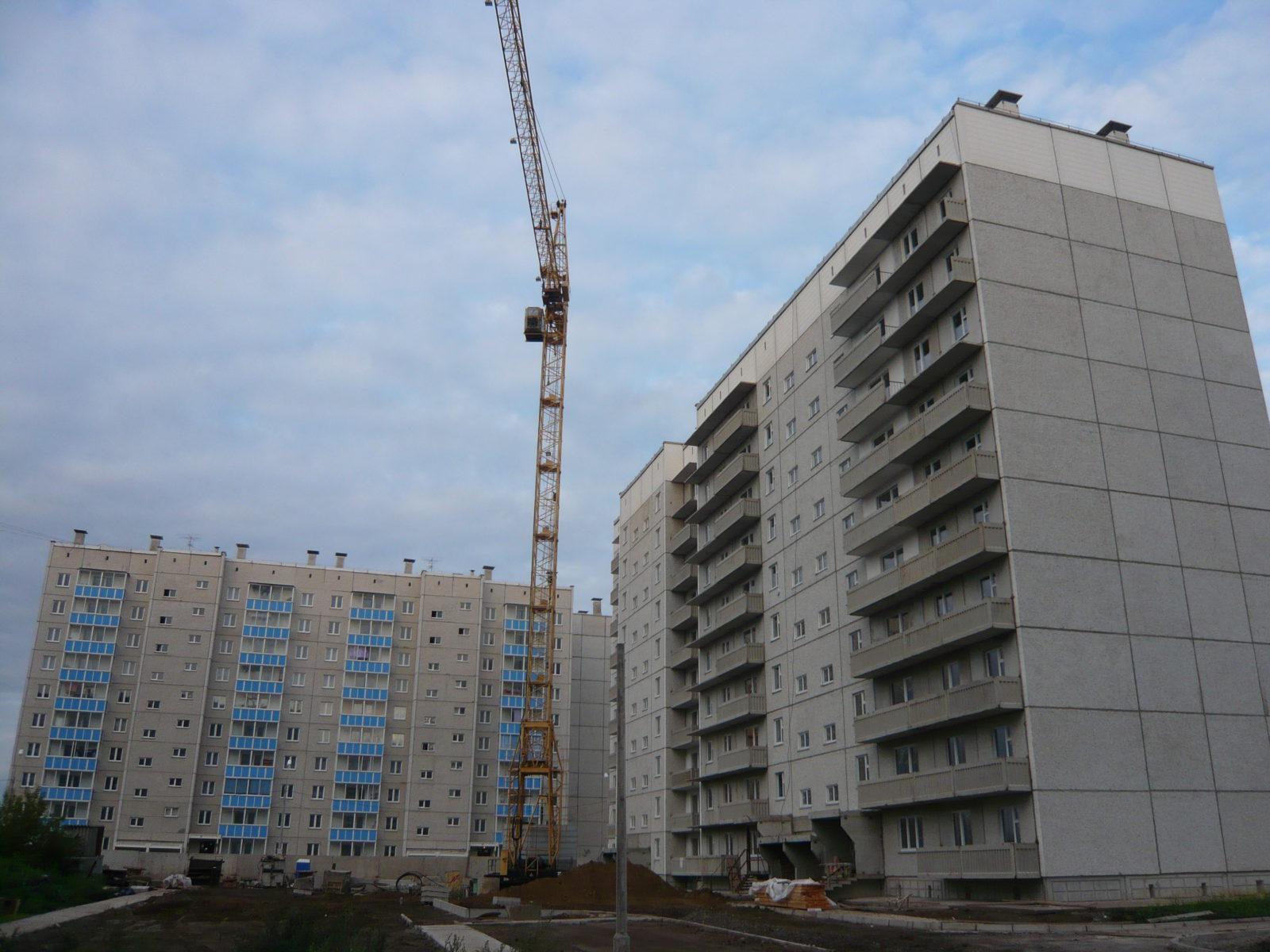 Цены на новое жилье в Казахстане в январе выросли на 3,2%