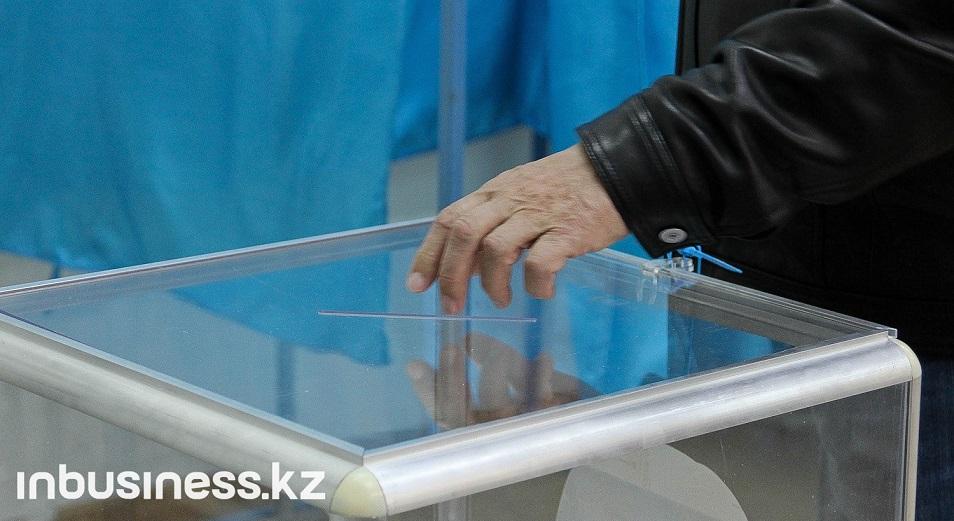 В Казахстане начались выборы Президента РК