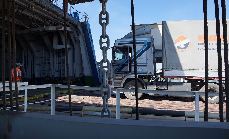 Порт Курык в I квартале отгрузил 500 тыс. тонн грузов, на уровне прошлого года