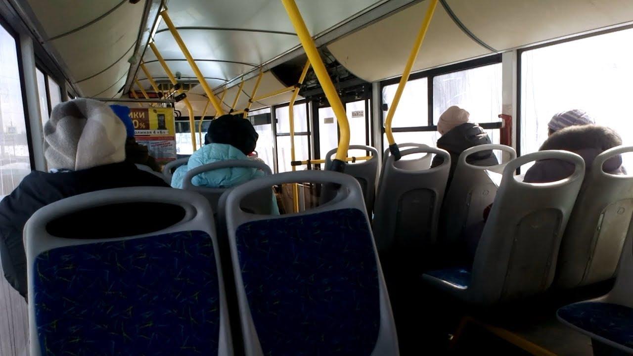 Водители пассажирских автобусов Уральска устроили забастовку