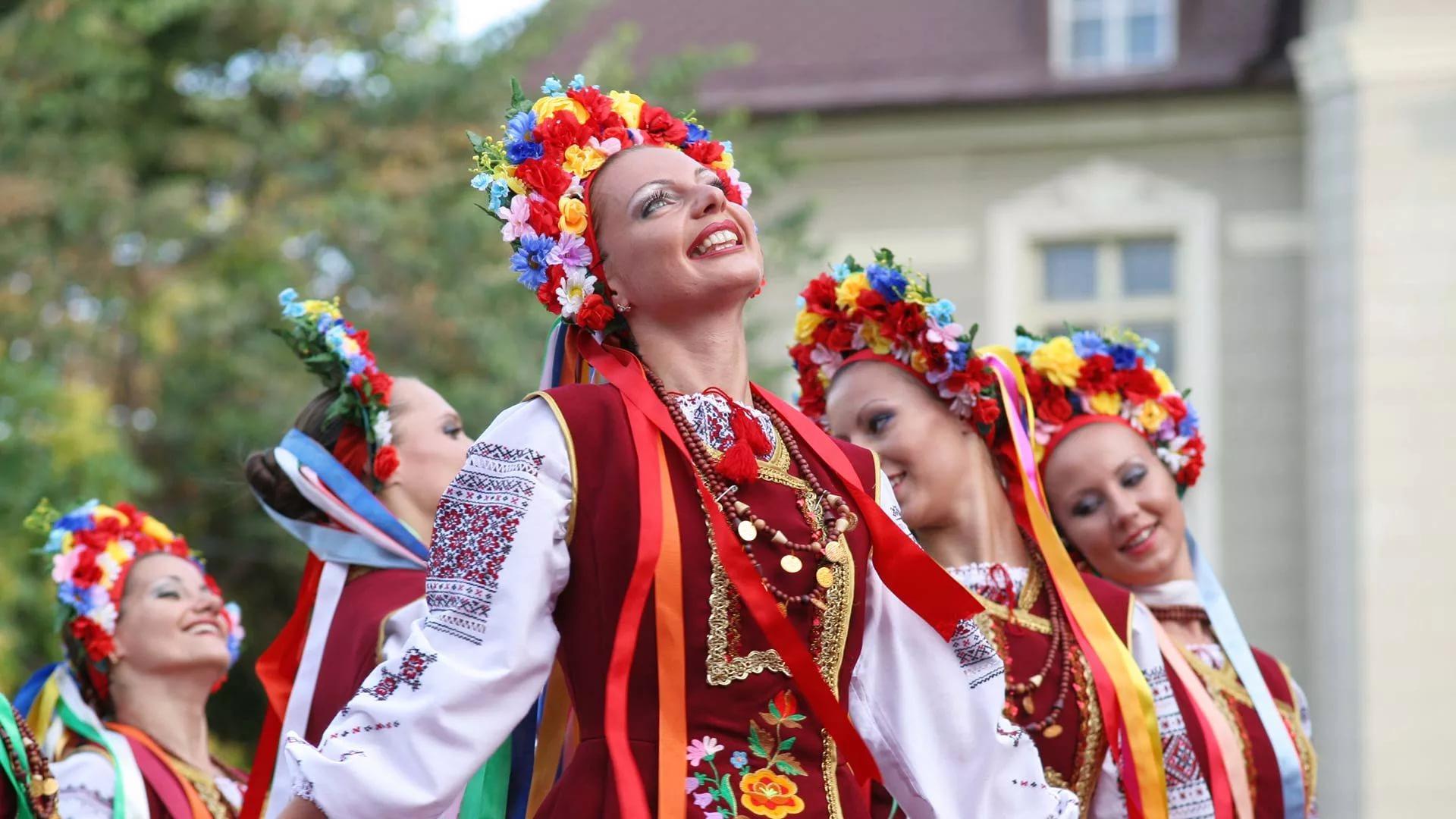 Фестиваль украинской культуры прошёл в Усть-Каменогорске