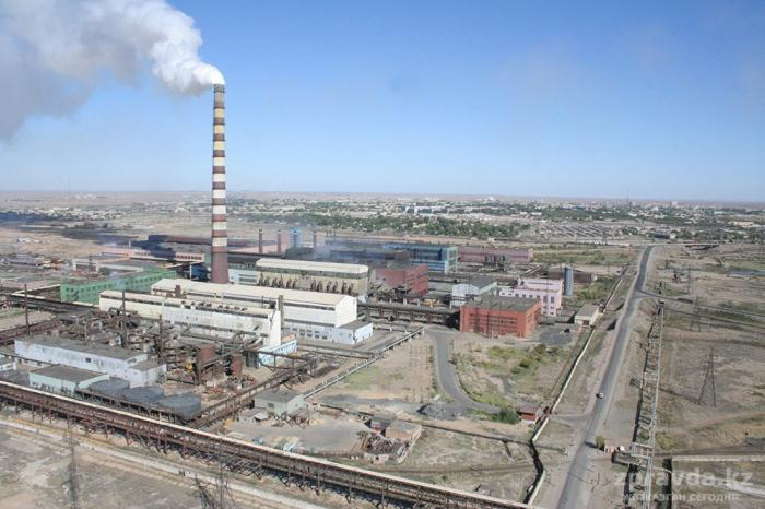 Глава государства посетил завод «Казахмыса»