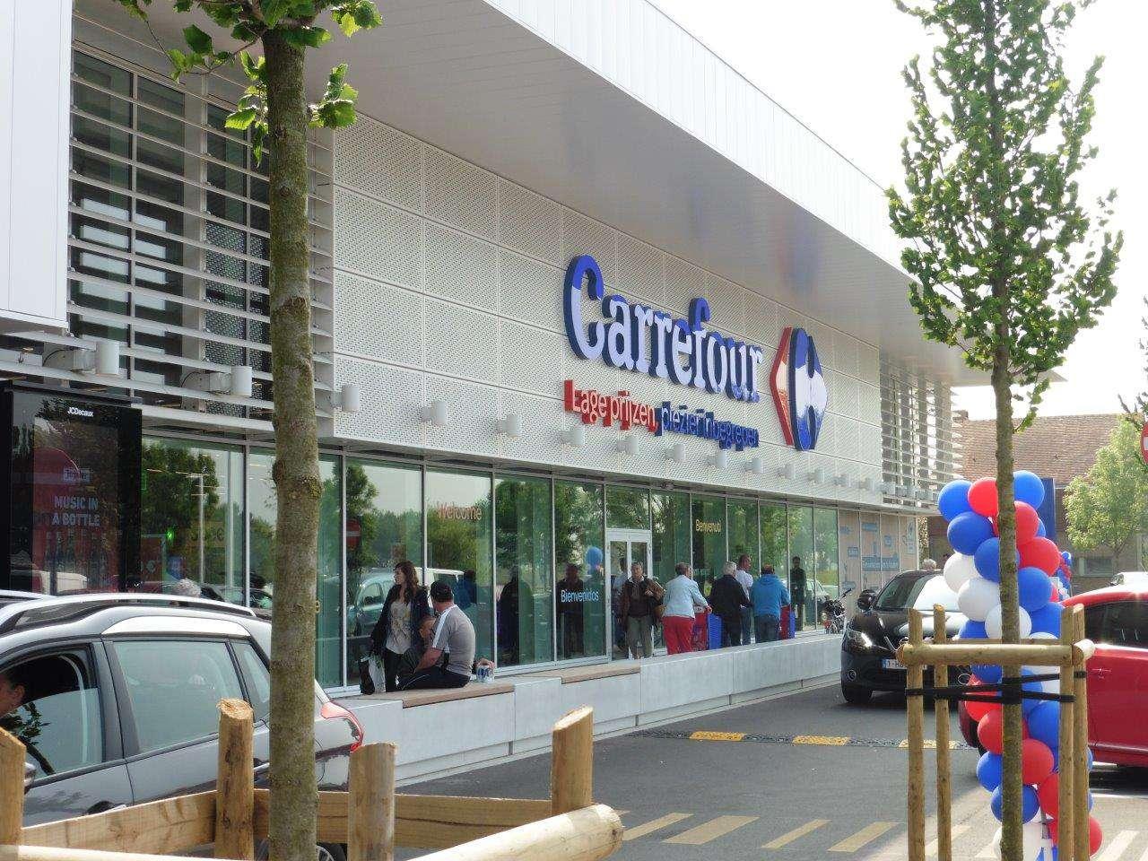Carrefour запустила первый в мире плавучий супермаркет