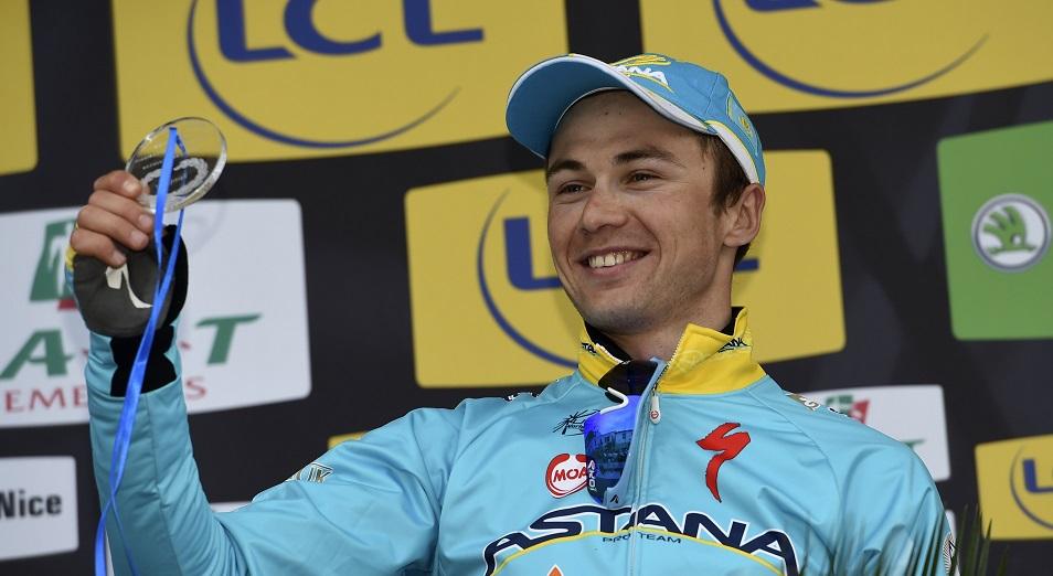 Луценко – в 135 километрах от второй победы подряд в «Туре Омана»