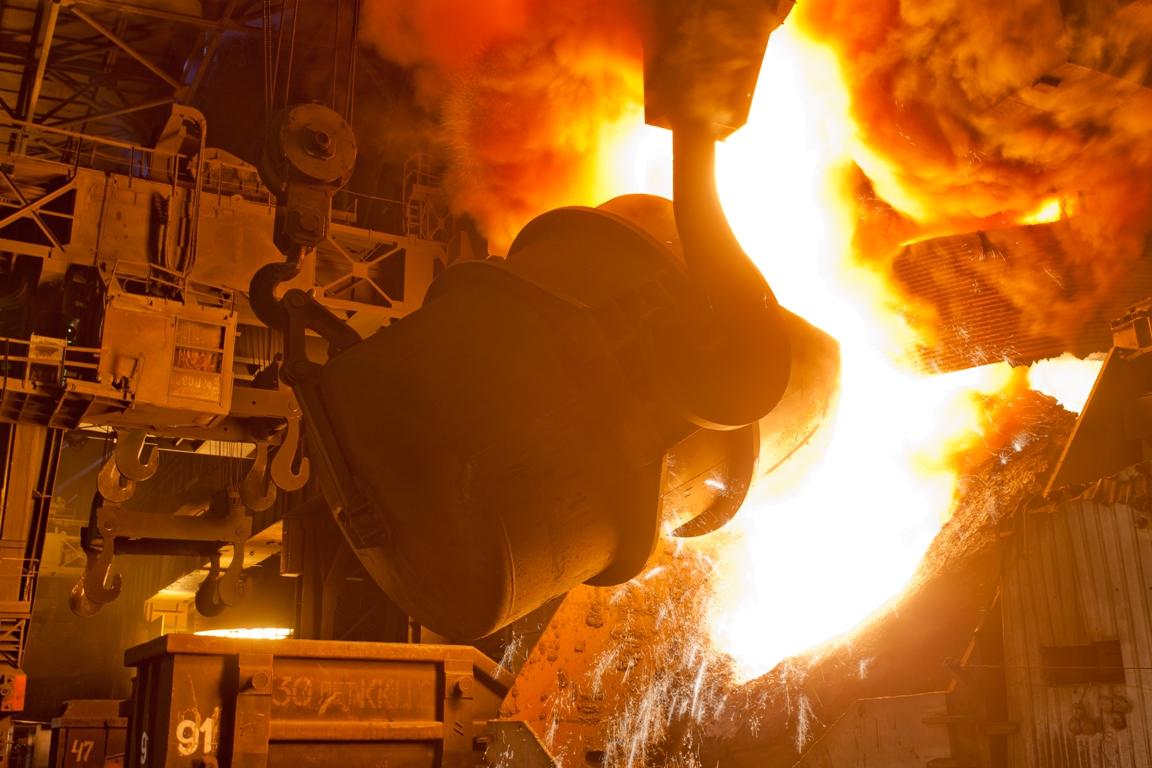 Производство стали в Казахстане в январе-сентябре снизилось на 2%