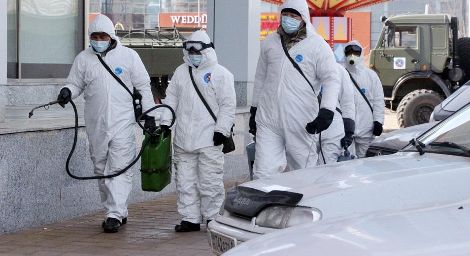 Глава минздрава не исключил продление карантина в Казахстане в мае