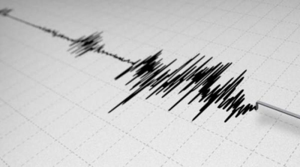 В 752 км от Алматы произошло землетрясение магнитудой 4,6