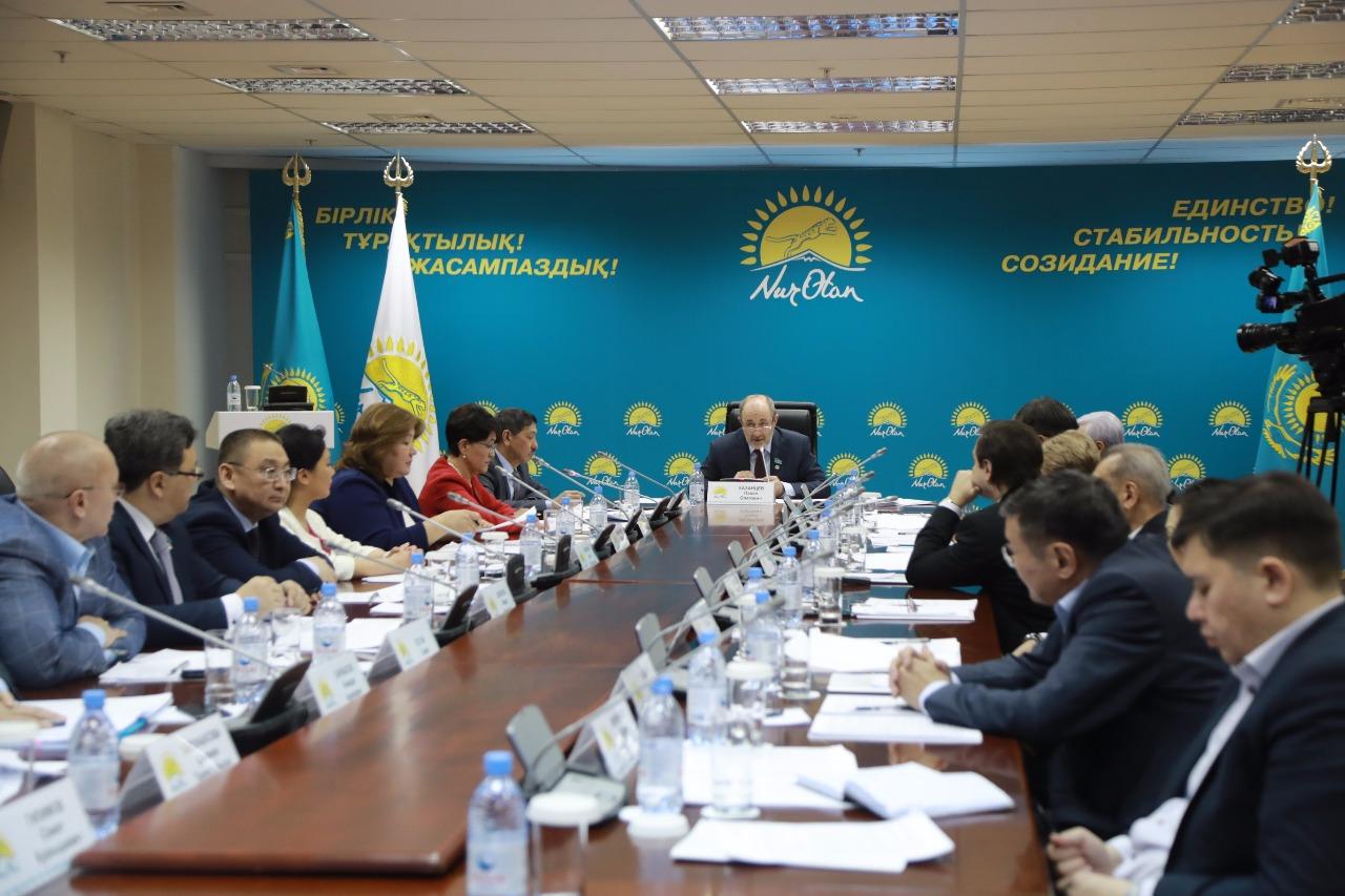 Nur Otan: Большинство станций и вокзалов Казахстана не адаптированы для лиц с особыми потребностями