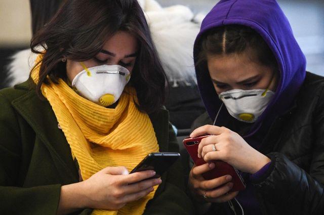 Двух кызылординок задержали за распространение слухов о коронавирусе