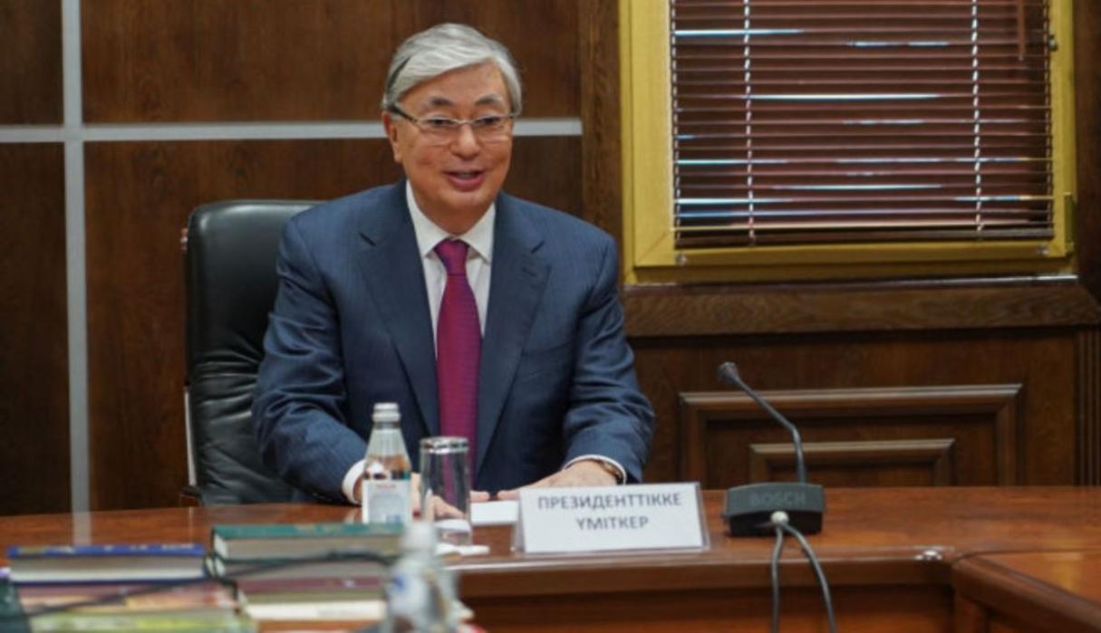 Институт президентства положительно сказался на становлении политической системы Казахстана, считает  Касым-Жомарт Токаев