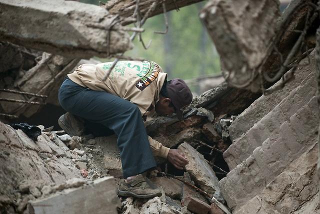 В Дели при обрушении здания погибли пять человек