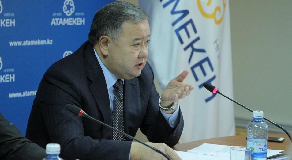 Как работает институт саморегулирования в Казахстане, рассказал Улан Байжанов