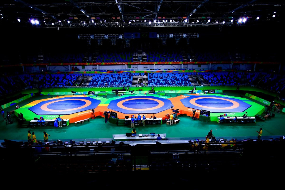 Женская команда по борьбе завоевала две медали на турнире в Польше