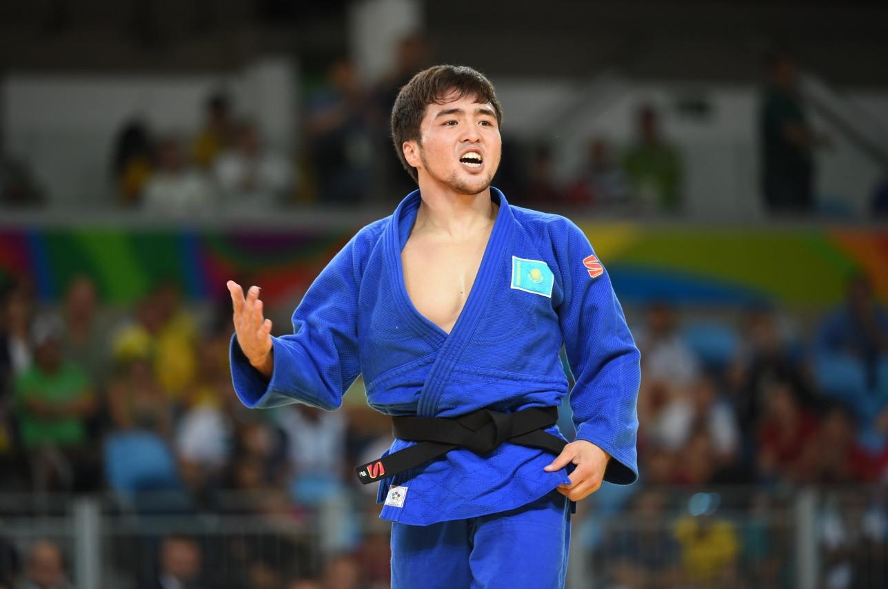 Елдос Сметов занял первое место на Гран-при по дзюдо в Анталье