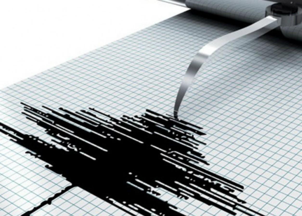 В 394 км от Алматы произошло землетрясение