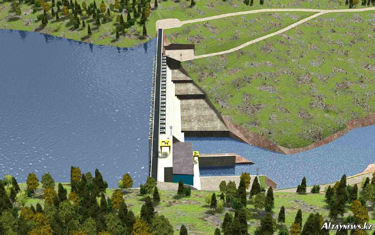 Тургусунскую ГЭС планируют запустить до конца года в ВКО