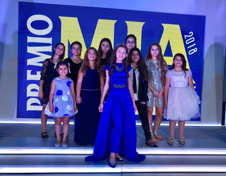 """13-летняя певица из Казахстана получила итальянскую Премию """"Premio Mia Martini"""""""