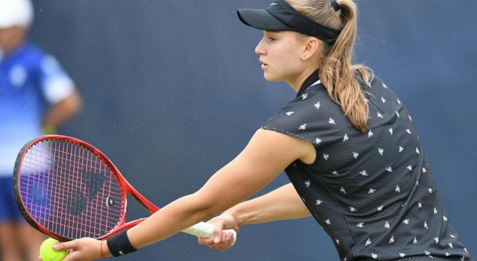 Рыбакина вышла в четвертьфинал Shenzhen Open