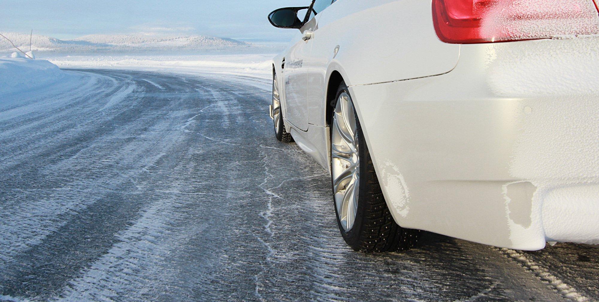 Казахстанских водителей предупредили о гололёде