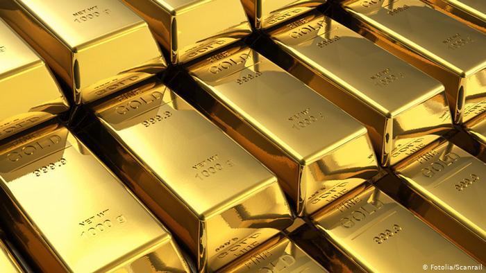 Стоимость золота повысилась до максимума с 2013 года