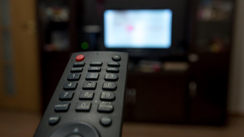 На Украине доля украинского языка на ТВ достигла 92%