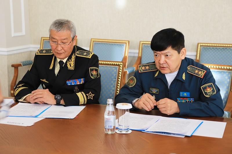 Казахстан и Турция будут сотрудничать в оборонной сфере