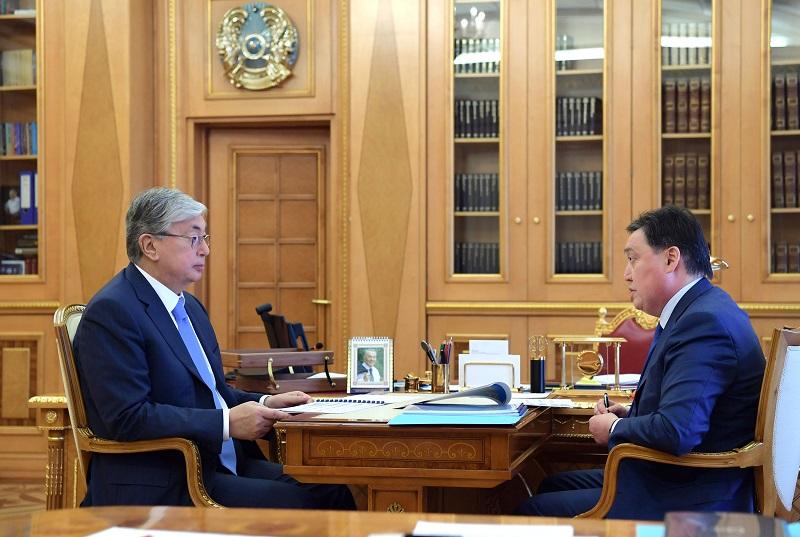Касым-Жомарт Токаев поручил Премьер-министру подготовить пакет мер по обновлению социальной политики
