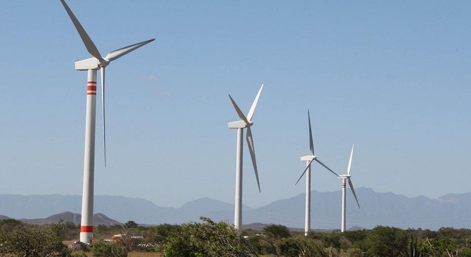 Итальянская компания Eni построила ветроэлектростанцию в Актюбинской области