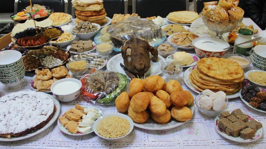 Во сколько шымкентцам обойдется праздничный стол на Курбан айт