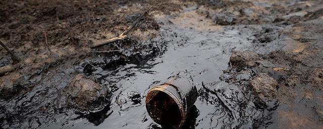 Расследование по факту утечки нефти из трубопроводов проводится в Мангистауской области