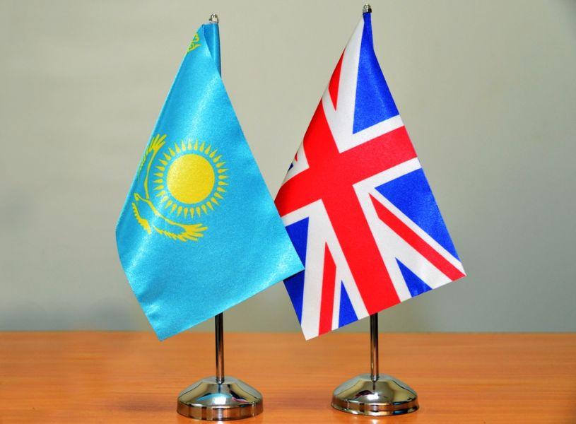 Ұлыбританиямен дипломатиялық қарым-қатынас орнағанына 27 жыл толды