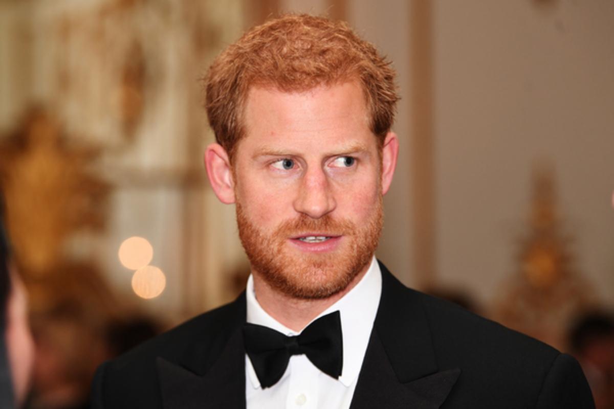 Принц Гарри отказался от королевской фамилии