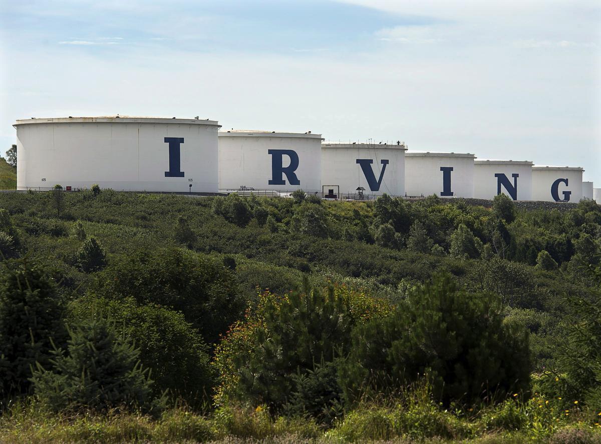 Взрыв прогремел на крупнейшем НПЗ Канады, принадлежащем компании Irving Oil