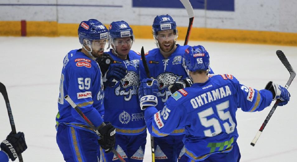 Регулярка КХЛ: «Барыс» обыграл «Локо» в овертайме