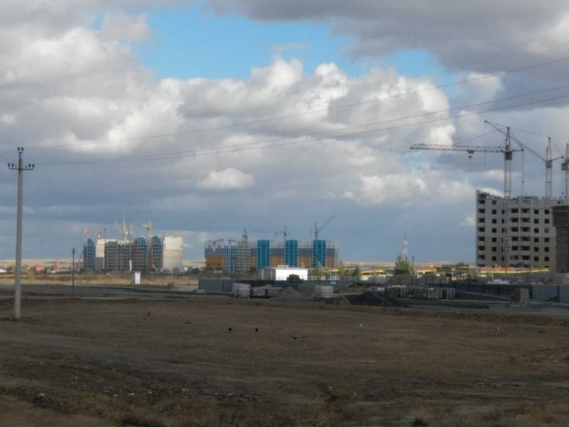В Актобе ожидают визита главы государства Нурсултана Назарбаева