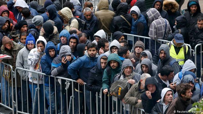 Греция не пустила в страну более 4000 сирийских беженцев из Турции