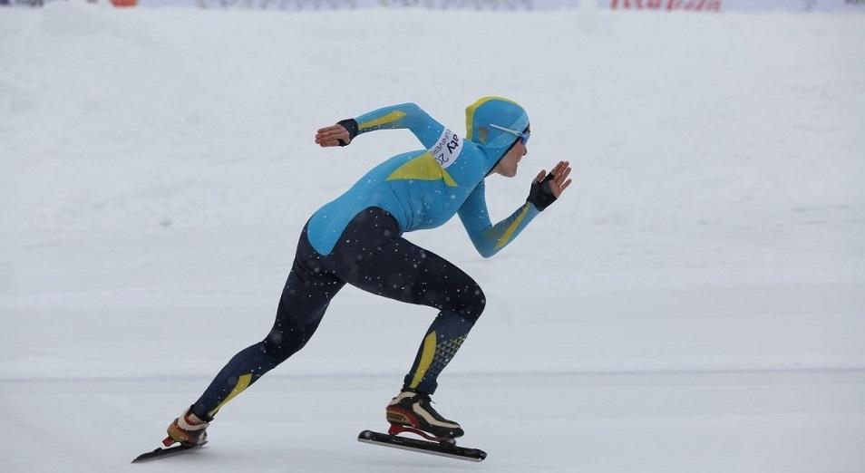 Казахстанцы завершили домашний этап КМ по конькам двумя бронзами