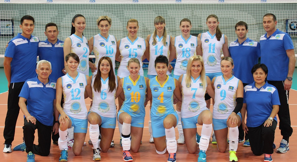 Клубный ЧА по волейболу: «Алтай» в четвертый раз сыграет в полуфинале