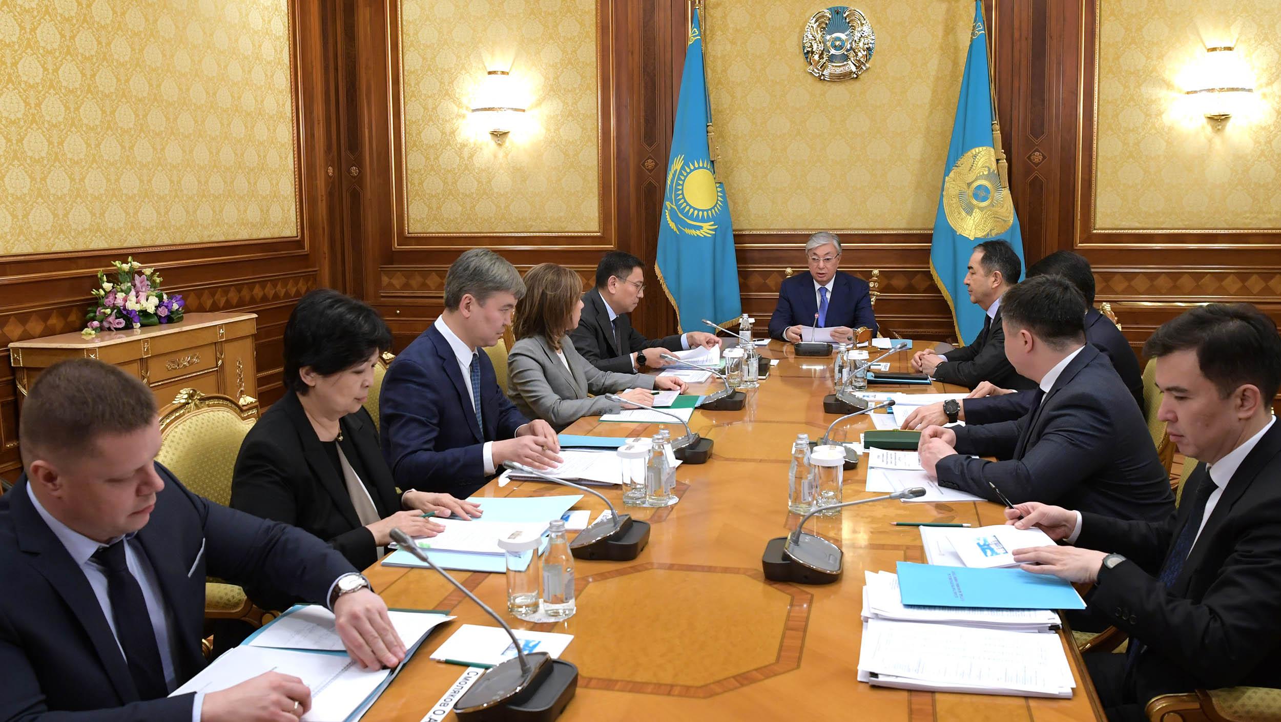 Макроэкономическая ситуация в стране достаточно стабильная – Касым-Жомарт Токаев