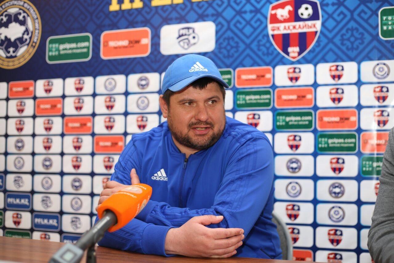 Бывший тренер «Акжайыка» возглавит новый клуб