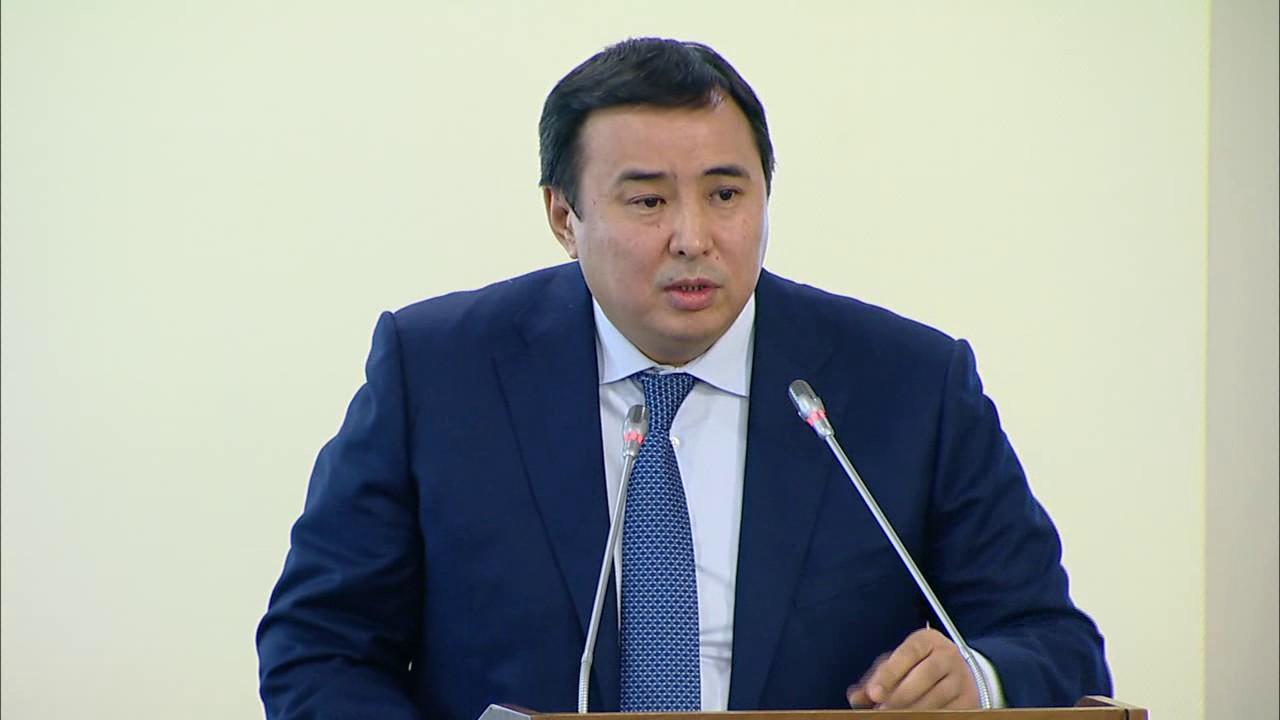 Аблай Мырзамхетов принял участие в открытии офиса палаты предпринимателей в Туркестане