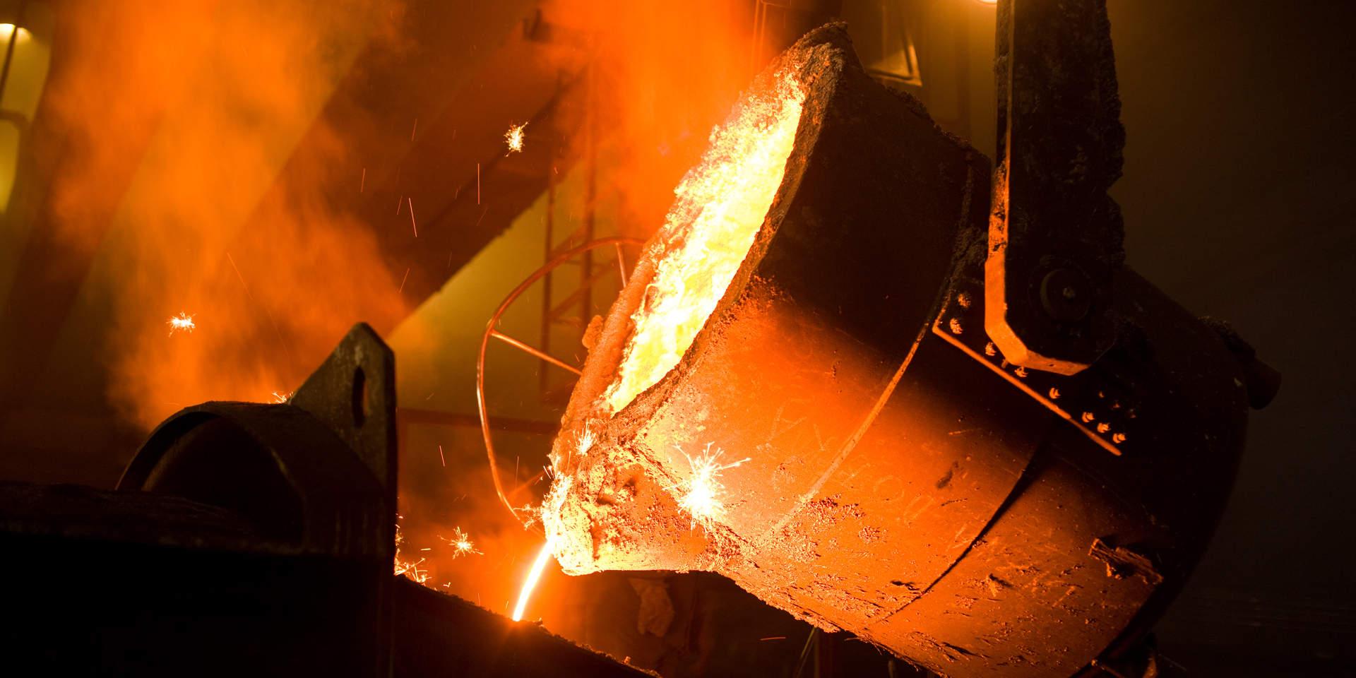Китайские сталелитейные компании Baowu и Magang объявили о масштабном слиянии
