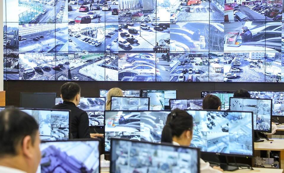 Систему видеонаблюдения «Cергек» намерены внедрить в Киеве