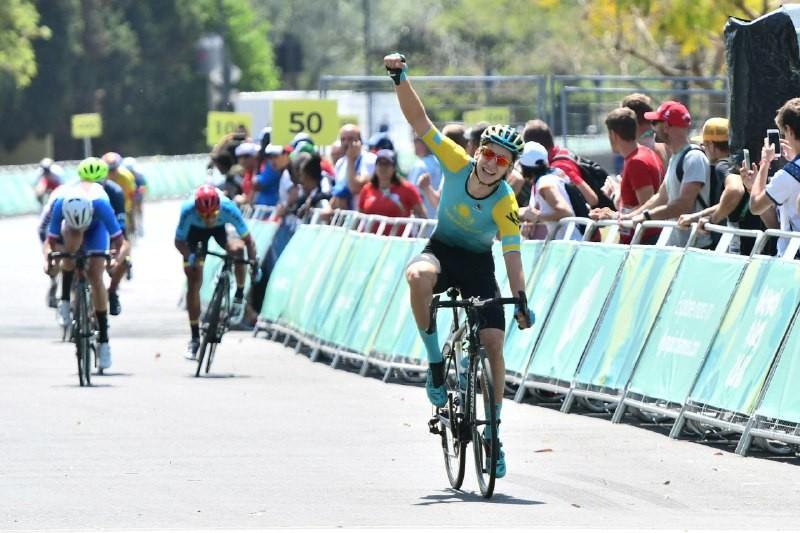 Казахстанские велогонщики стали чемпионами юношеской Олимпиады-2018