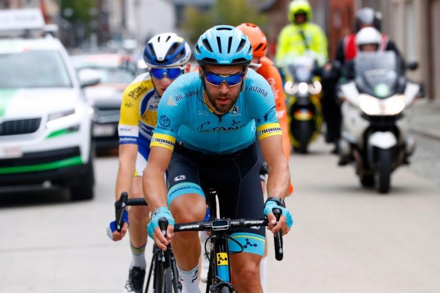 Велокоманда «Астана» продлила контракт с бельгийцем Лауренсом Де Вризом