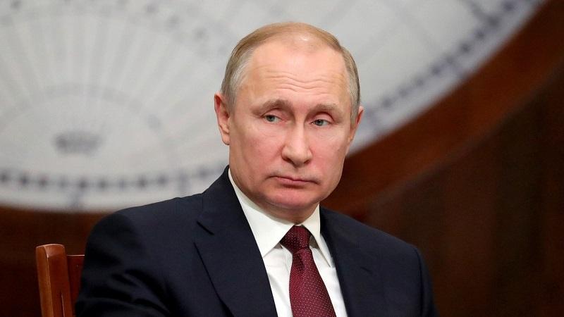 Владимир Путин поздравил Нурсултана Назарбаева с днем рождения