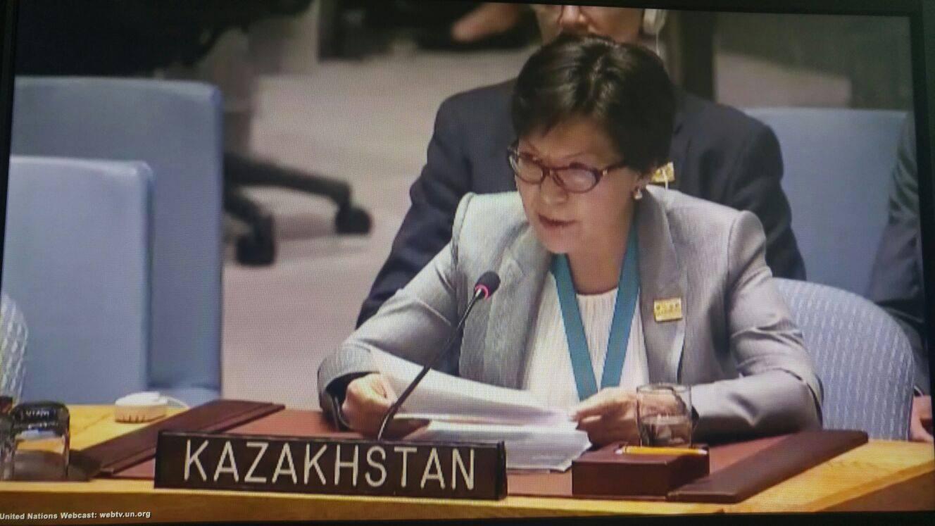 Посол в Бельгии возглавила представительства Казахстана при ЕС и НАТО