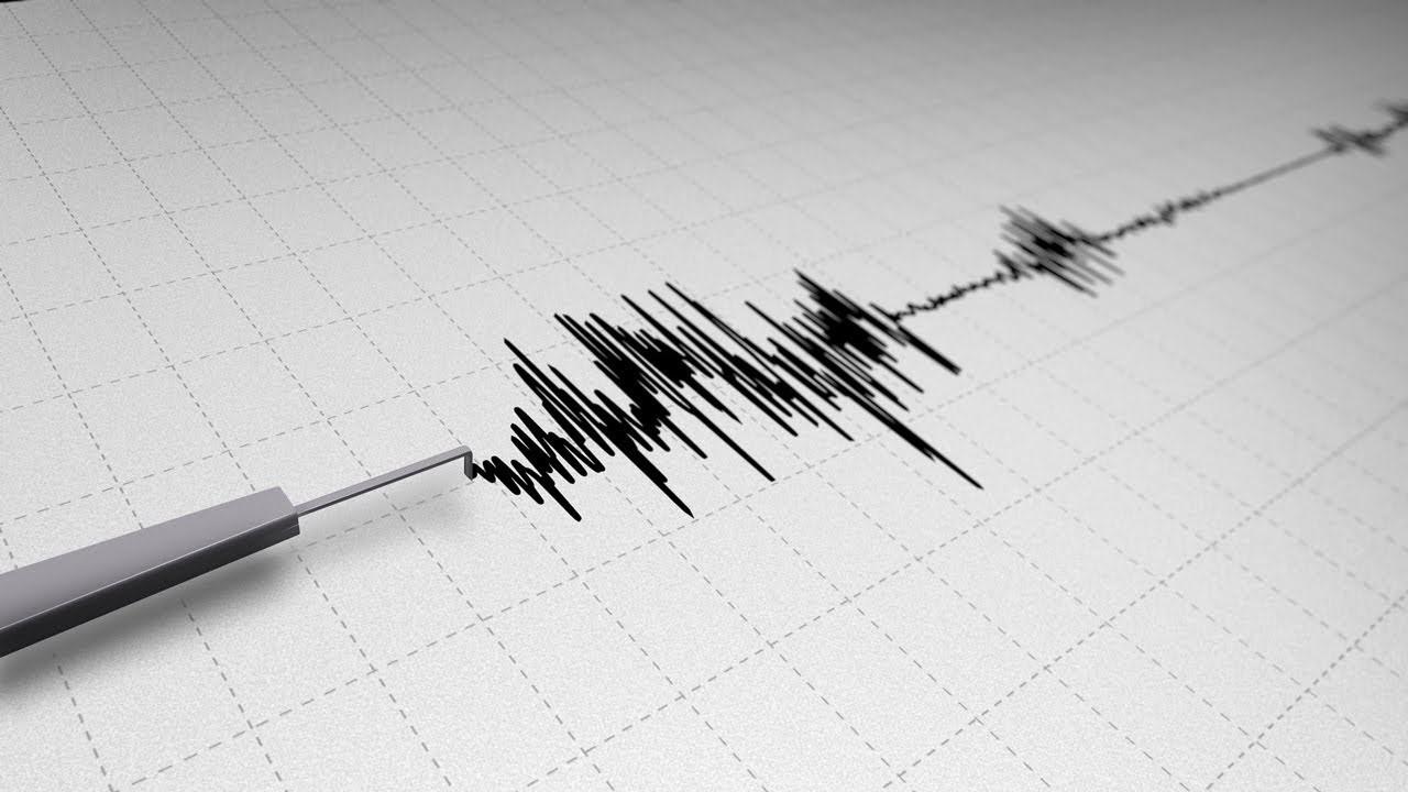 В 339 км от Алматы произошло землетрясение