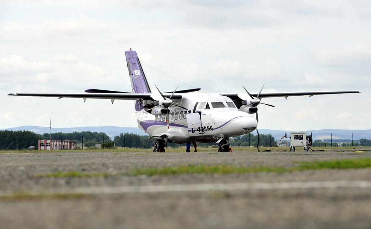 Авиапарк талдыкорганского аэродрома пополнили новые самолеты L-410