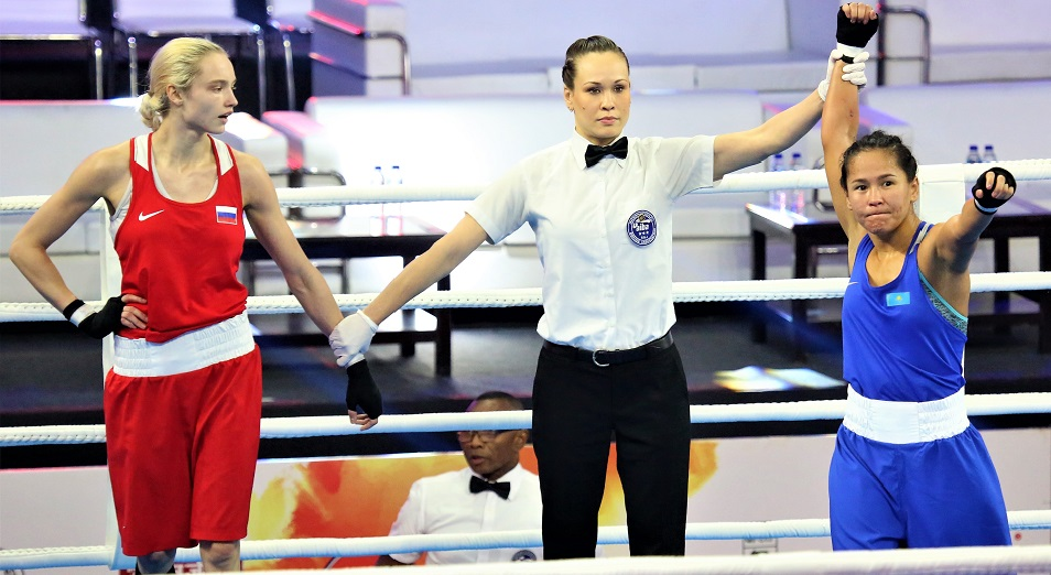Қазақ қызы әлем чемпионатының күміс жүлдегері